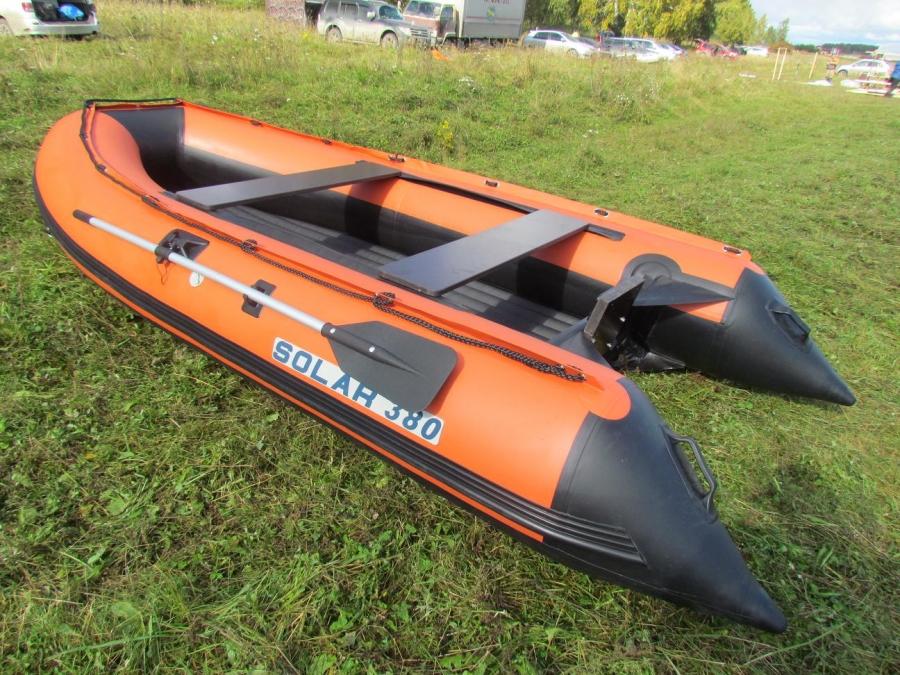 купить лодку пвх 380 в хабаровске